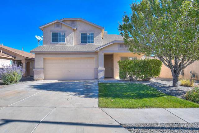 421 Peaceful Meadows Drive NE, Rio Rancho, NM 87144 (MLS #979713) :: The Buchman Group