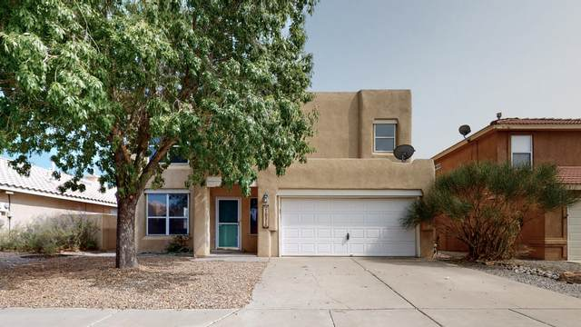 10316 Autumn Sage Drive NW, Albuquerque, NM 87114 (MLS #979717) :: The Bigelow Team / Red Fox Realty