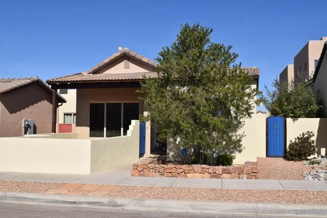 5135 S San Jorge Avenue NW, Albuquerque, NM 87120 (MLS #979722) :: The Buchman Group