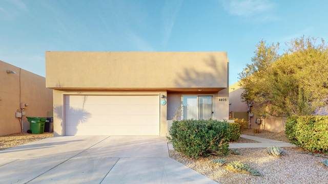 4405 Desert Lily Court SE, Rio Rancho, NM 87124 (MLS #979729) :: The Bigelow Team / Red Fox Realty