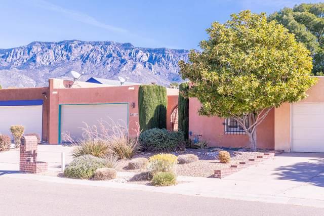6312 Annapolis Drive NE, Albuquerque, NM 87111 (MLS #979732) :: The Bigelow Team / Red Fox Realty