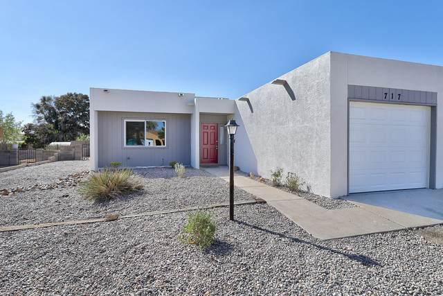 717 Stallion Road SE, Rio Rancho, NM 87124 (MLS #979739) :: The Bigelow Team / Red Fox Realty