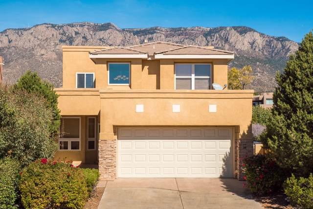 6332 Bobcat Hill Ne NE, Albuquerque, NM 87111 (MLS #979748) :: The Buchman Group