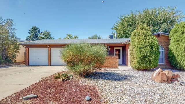 7613 Jemez Street NE, Albuquerque, NM 87109 (MLS #979751) :: The Bigelow Team / Red Fox Realty