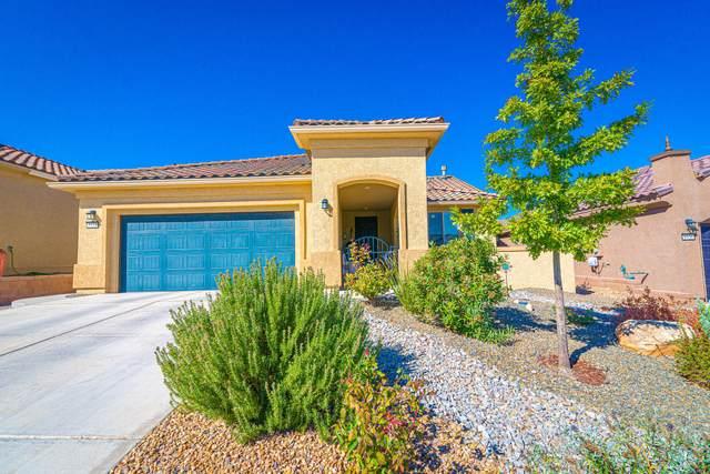 9332 Bear Lake Way NW, Albuquerque, NM 87120 (MLS #979760) :: Berkshire Hathaway HomeServices Santa Fe Real Estate