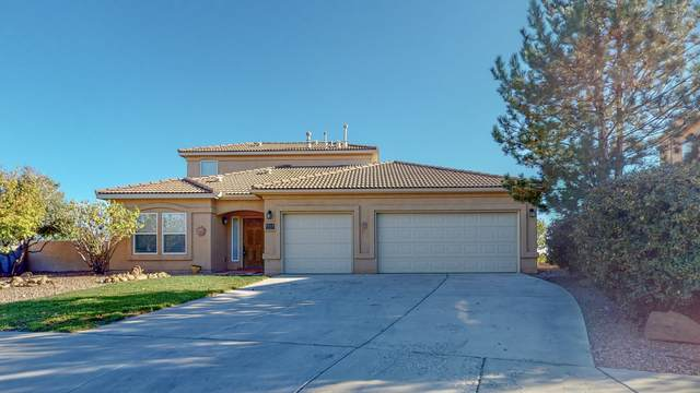 5512 Dona Ana Loop NE, Rio Rancho, NM 87144 (MLS #979772) :: Campbell & Campbell Real Estate Services