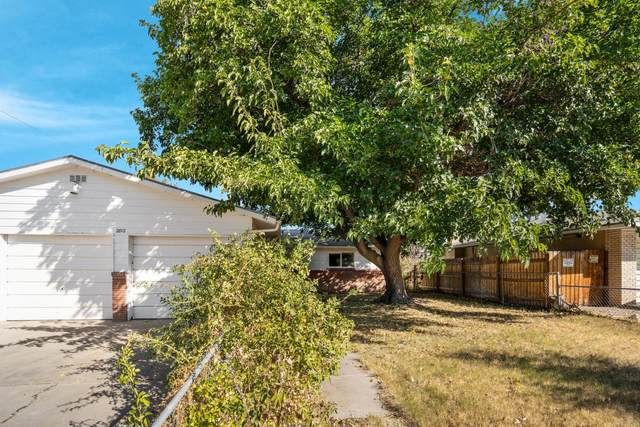 2812 20TH Street NW, Albuquerque, NM 87104 (MLS #979773) :: The Buchman Group
