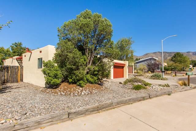 2137 Brentwood Park Drive NE, Albuquerque, NM 87112 (MLS #979776) :: The Buchman Group