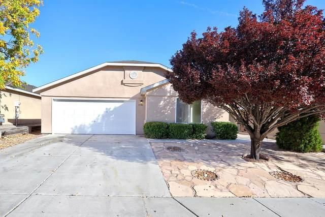 5701 Mesa Ridge Road NW, Albuquerque, NM 87114 (MLS #979779) :: The Bigelow Team / Red Fox Realty