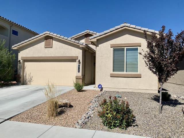 6735 Tempe Avenue NW, Albuquerque, NM 87114 (MLS #979785) :: The Bigelow Team / Red Fox Realty