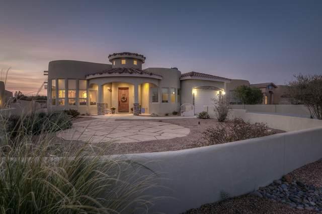 6116 Chayote Road NE, Rio Rancho, NM 87144 (MLS #979789) :: The Buchman Group