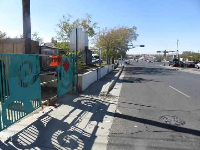 406 Avenida Cesar Chavez SE, Albuquerque, NM 87102 (MLS #979799) :: Campbell & Campbell Real Estate Services