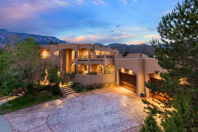 6700 Saltbush Court NE, Albuquerque, NM 87111 (MLS #979800) :: Campbell & Campbell Real Estate Services