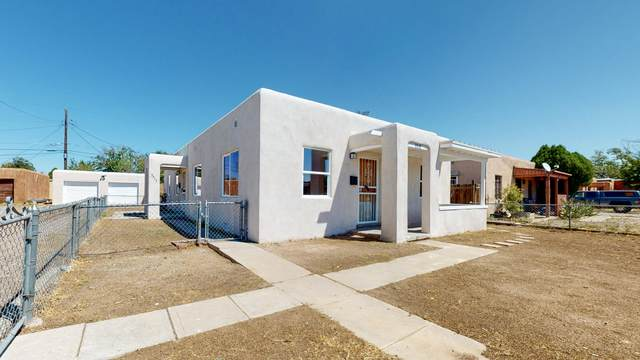 3517/19 Ross Avenue SE, Albuquerque, NM 87106 (MLS #979801) :: Campbell & Campbell Real Estate Services