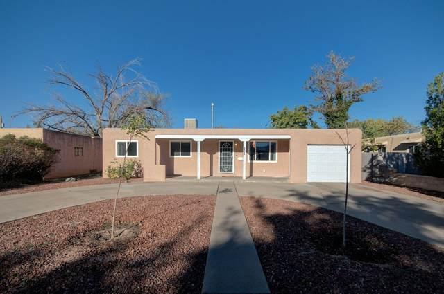 805 Georgia Street SE, Albuquerque, NM 87108 (MLS #979826) :: The Bigelow Team / Red Fox Realty