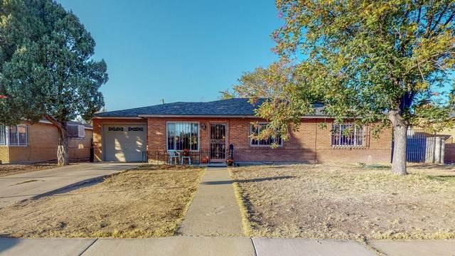5911 Aspen Avenue NE, Albuquerque, NM 87110 (MLS #979829) :: Campbell & Campbell Real Estate Services