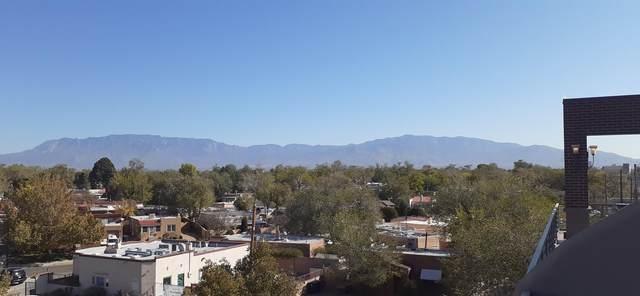 3339 Central Avenue NE #321, Albuquerque, NM 87106 (MLS #979839) :: The Bigelow Team / Red Fox Realty