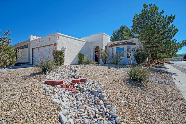 5500 Compadre Court NE, Albuquerque, NM 87111 (MLS #979847) :: The Bigelow Team / Red Fox Realty