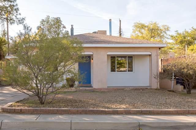 1301 Princeton Drive NE, Albuquerque, NM 87106 (MLS #979854) :: The Bigelow Team / Red Fox Realty
