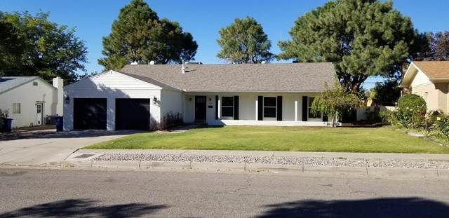 7501 Gladden Avenue NE, Albuquerque, NM 87110 (MLS #979873) :: The Bigelow Team / Red Fox Realty