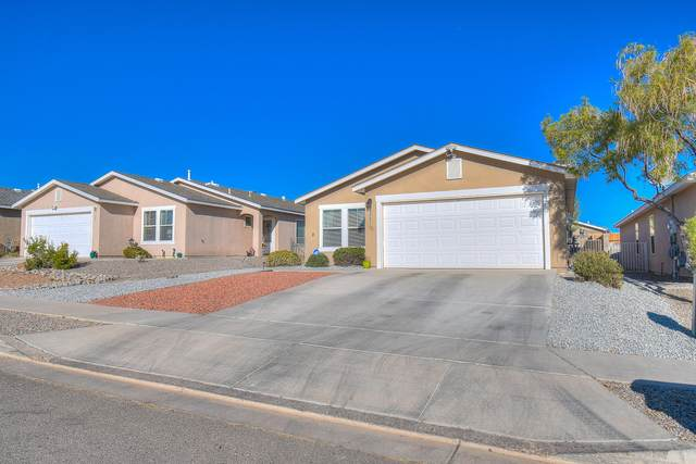 3751 Cattle Drive NE, Rio Rancho, NM 87144 (MLS #979879) :: The Bigelow Team / Red Fox Realty