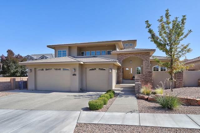 9220 La Tierra Court NE, Albuquerque, NM 87122 (MLS #979880) :: The Bigelow Team / Red Fox Realty