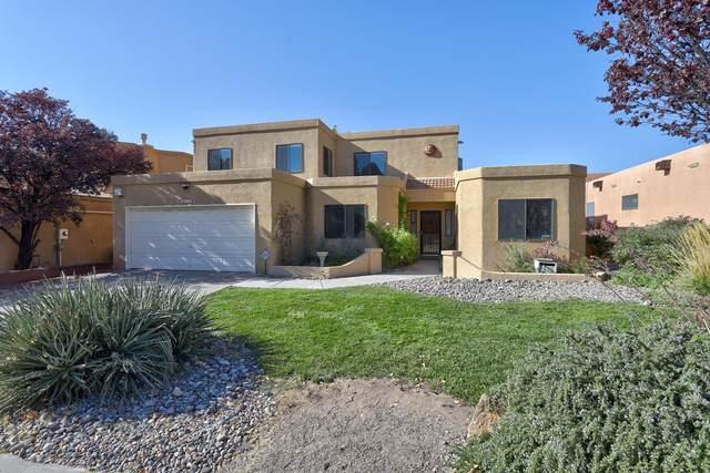 9413 Thornton Avenue NE, Albuquerque, NM 87109 (MLS #979882) :: The Bigelow Team / Red Fox Realty