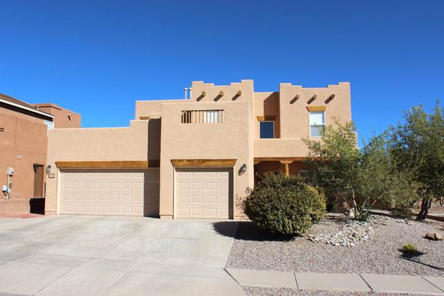 7101 Glyndon Trail NW, Albuquerque, NM 87114 (MLS #979890) :: Berkshire Hathaway HomeServices Santa Fe Real Estate