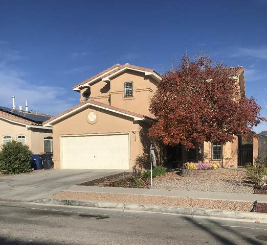 1508 Rosewood Avenue NW, Albuquerque, NM 87120 (MLS #979891) :: Berkshire Hathaway HomeServices Santa Fe Real Estate