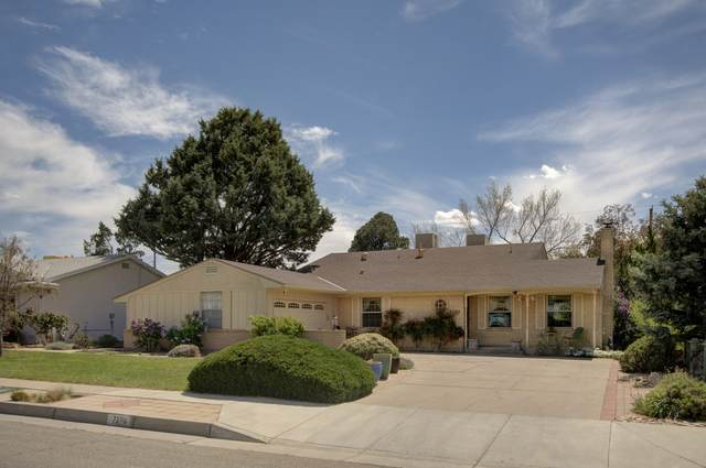 7208 Dellwood Road NE, Albuquerque, NM 87110 (MLS #979893) :: The Bigelow Team / Red Fox Realty