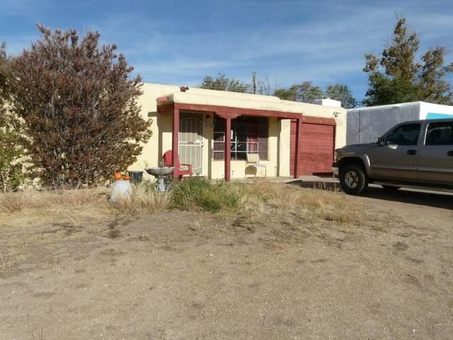 2429 Britt Street NE, Albuquerque, NM 87112 (MLS #979901) :: The Bigelow Team / Red Fox Realty