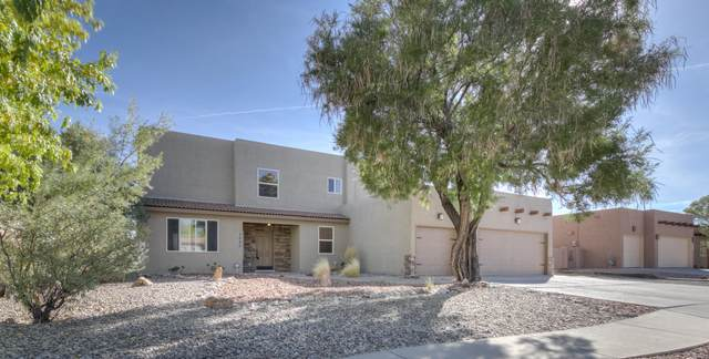 3940 Augusta Drive SE, Rio Rancho, NM 87124 (MLS #979911) :: Campbell & Campbell Real Estate Services