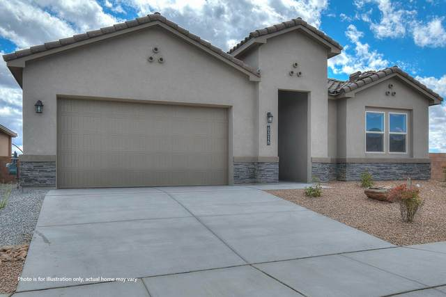 6109 Goldenseal Trail NW, Albuquerque, NM 87120 (MLS #979912) :: The Bigelow Team / Red Fox Realty