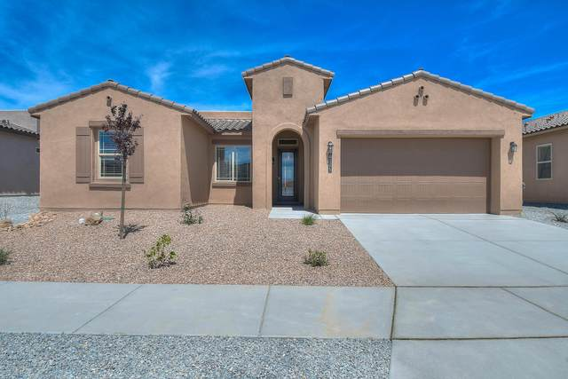 6219 Redroot Street NW, Albuquerque, NM 87120 (MLS #979914) :: The Bigelow Team / Red Fox Realty