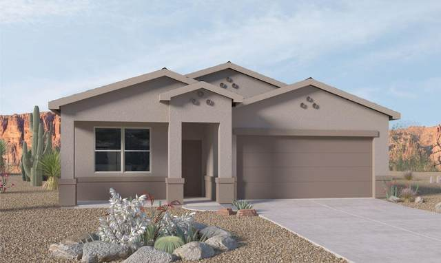 2300 Solara Loop NE, Rio Rancho, NM 87144 (MLS #979918) :: The Bigelow Team / Red Fox Realty