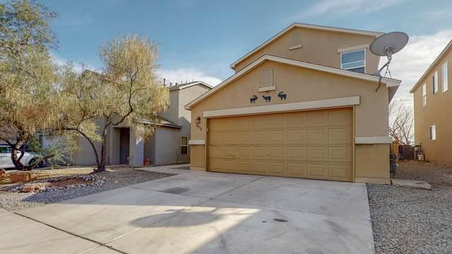 8832 Tradewind Road NW, Albuquerque, NM 87121 (MLS #979924) :: Berkshire Hathaway HomeServices Santa Fe Real Estate