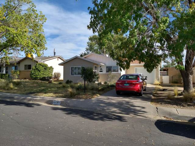 10204 Betts Street NE, Albuquerque, NM 87112 (MLS #979930) :: Campbell & Campbell Real Estate Services