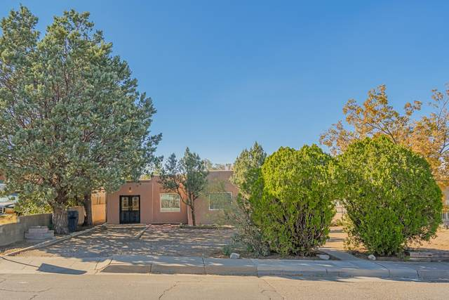 603 Wellesley Drive SE, Albuquerque, NM 87106 (MLS #979934) :: Campbell & Campbell Real Estate Services