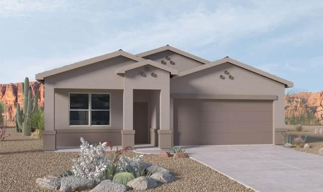 2316 Solara Loop NE, Rio Rancho, NM 87144 (MLS #979937) :: The Bigelow Team / Red Fox Realty
