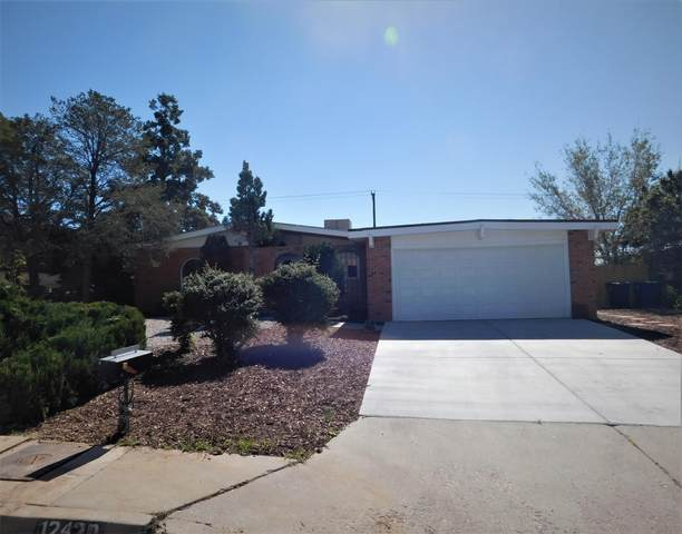 12420 Morrow Avenue NE, Albuquerque, NM 87112 (MLS #979943) :: Campbell & Campbell Real Estate Services