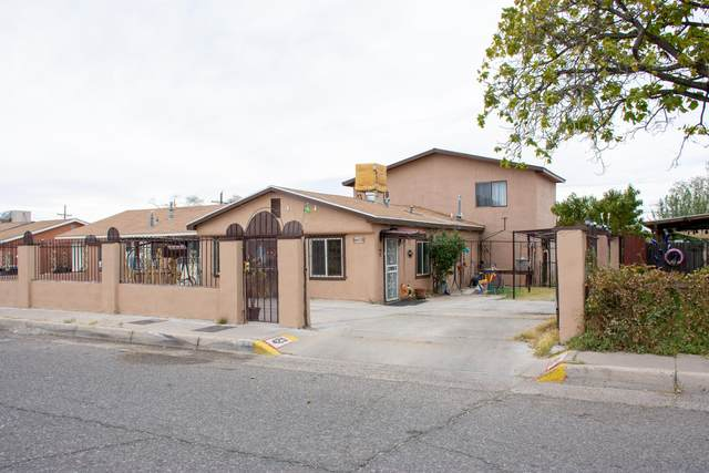 425 Vermont Street NE, Albuquerque, NM 87108 (MLS #979967) :: Campbell & Campbell Real Estate Services
