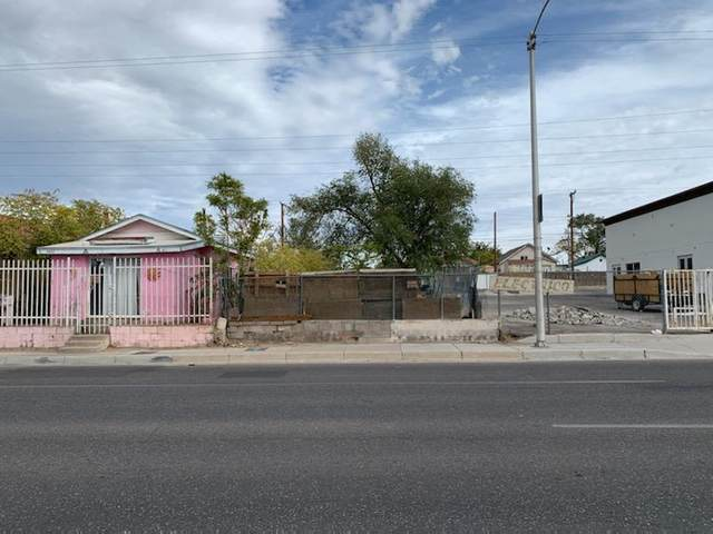1414 Broadway Boulevard SE, Albuquerque, NM 87102 (MLS #979991) :: Campbell & Campbell Real Estate Services