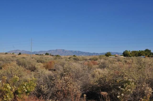 Subd: Gurule Est. Lots: 6,7,8, Los Lunas, NM 87031 (MLS #980010) :: Keller Williams Realty