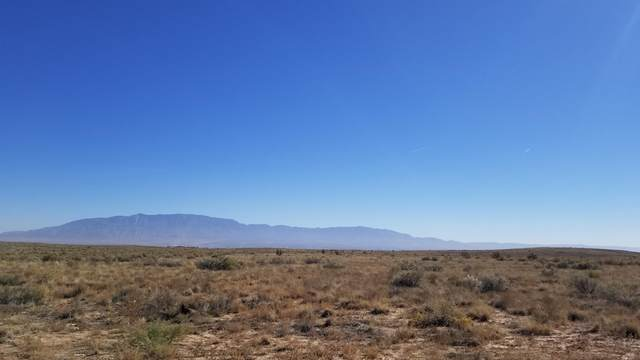 N/A NW, Albuquerque, NM 87114 (MLS #980013) :: The Bigelow Team / Red Fox Realty