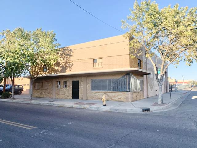 1423 1ST Street NW, Albuquerque, NM 87102 (MLS #980025) :: Campbell & Campbell Real Estate Services