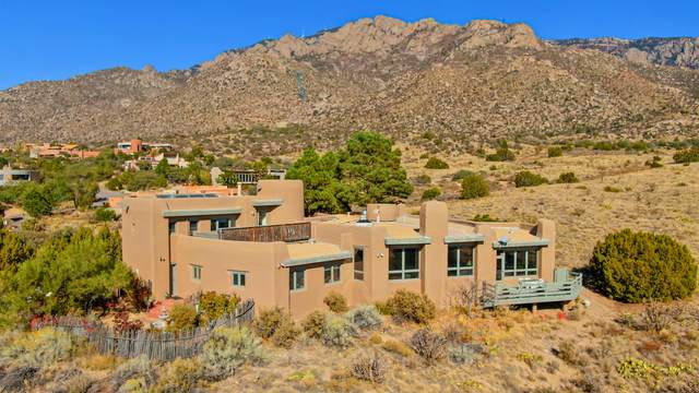 67 Pinon Hill Place NE, Albuquerque, NM 87122 (MLS #980031) :: The Bigelow Team / Red Fox Realty