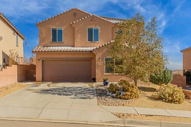 114 Las Medanales Court NE, Rio Rancho, NM 87124 (MLS #980059) :: Campbell & Campbell Real Estate Services