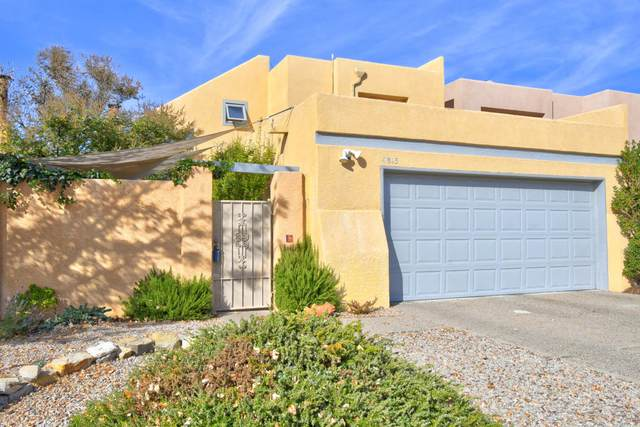 4813 Manitoba Court NE, Albuquerque, NM 87111 (MLS #980063) :: Campbell & Campbell Real Estate Services