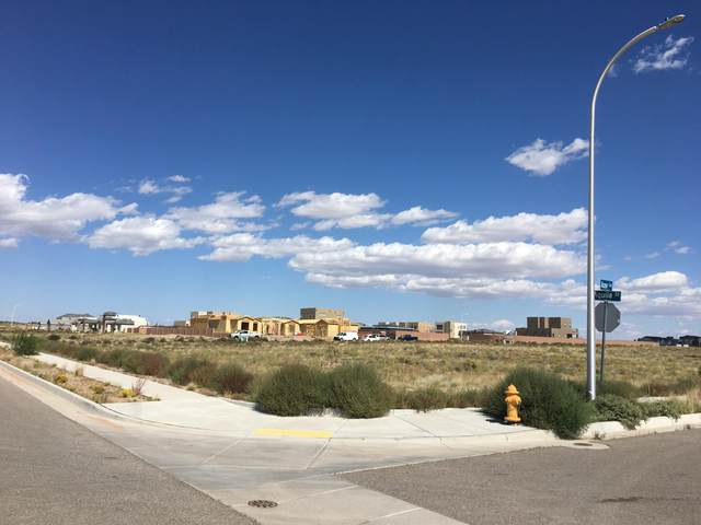 6555 Azor Lane NW, Albuquerque, NM 87120 (MLS #980069) :: The Bigelow Team / Red Fox Realty