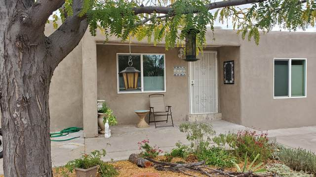 1512 Hermosa Drive SE, Albuquerque, NM 87108 (MLS #980089) :: Campbell & Campbell Real Estate Services